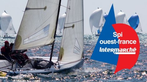 Le spi ouest France à la trinité sur mer