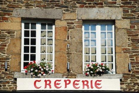spécialité de Bretagne  crêperie