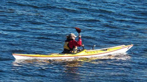 Canoe kayak morbihan